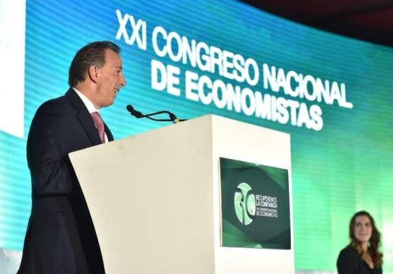 La economía mexicana, sólida para enfrentar riesgos externos: Meade Kuribreña