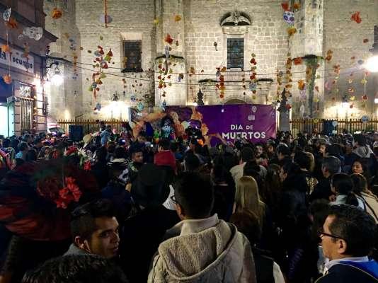 Se recupera turismo y comercio en el centro de Morelia: Covechi