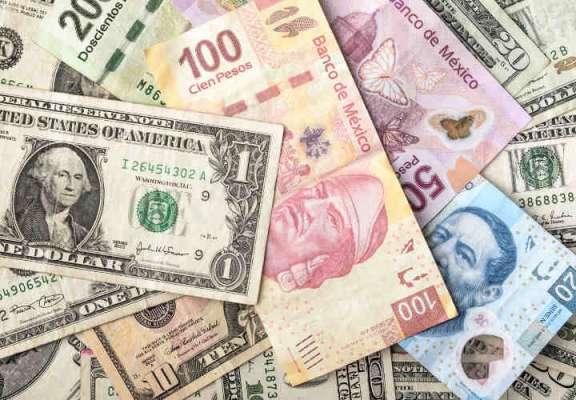 Dólar cierra con descenso, se vende hasta en $18.83 en bancos