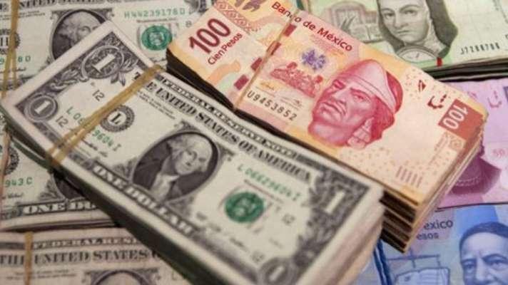 Dólar alcanza máximo histórico de 20.71 pesos