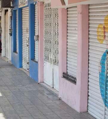 Este año han cerrado 600 negocios en Apatzingán por falta de ventas, el 2016 el peor año para el sector comercial