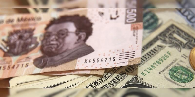 Dólar cotiza en 21.99 en bancos de la capital del país