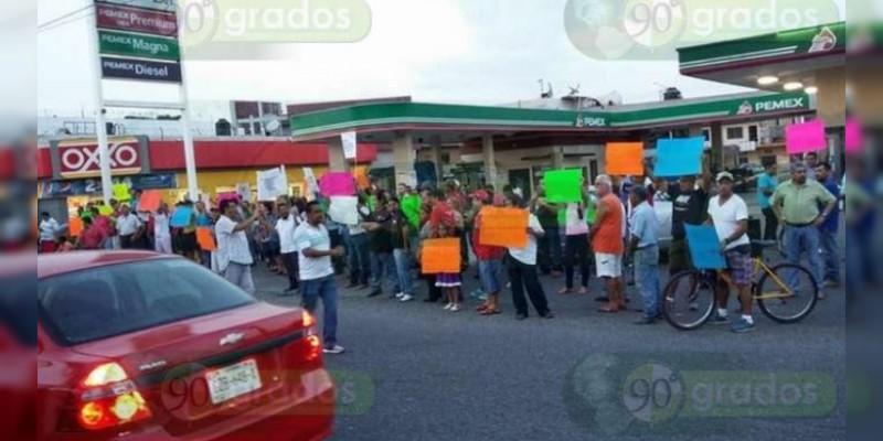 Gasolineros no son culpables del desabasto y aumento de combustibles: Canaco