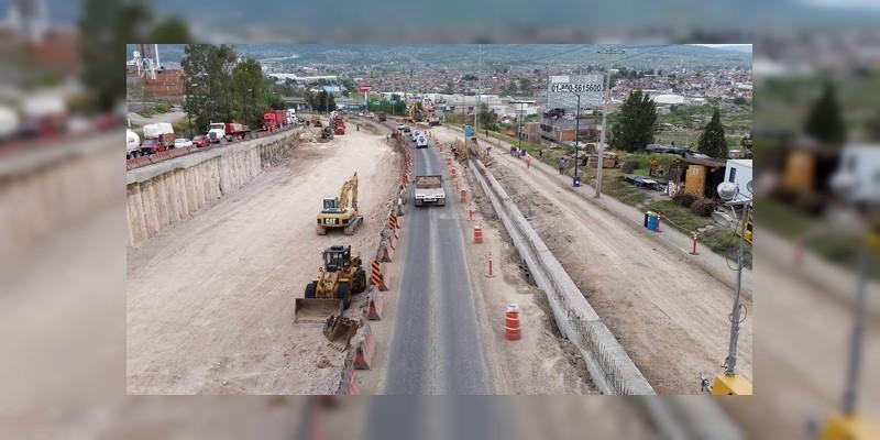 Sin dinero, el proyecto del circuito interior de Morelia