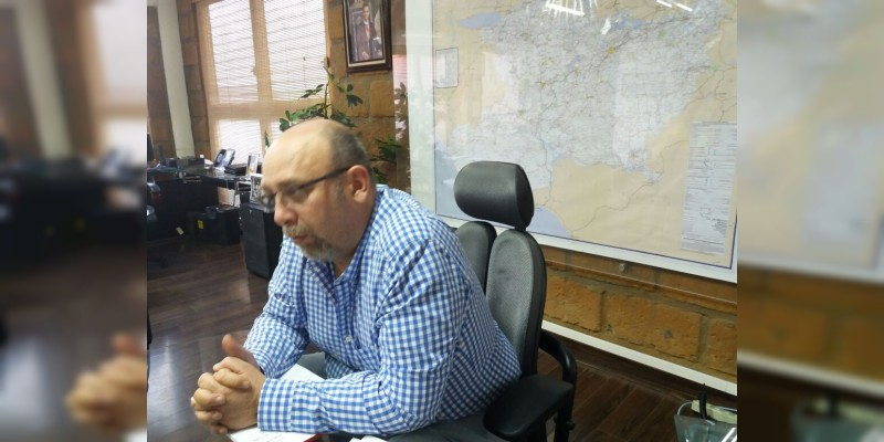 Tramos Ramal Pátzcuaro y Mil Cumbres, pendientes para concluir el libramiento sur de la ciudad: SCT