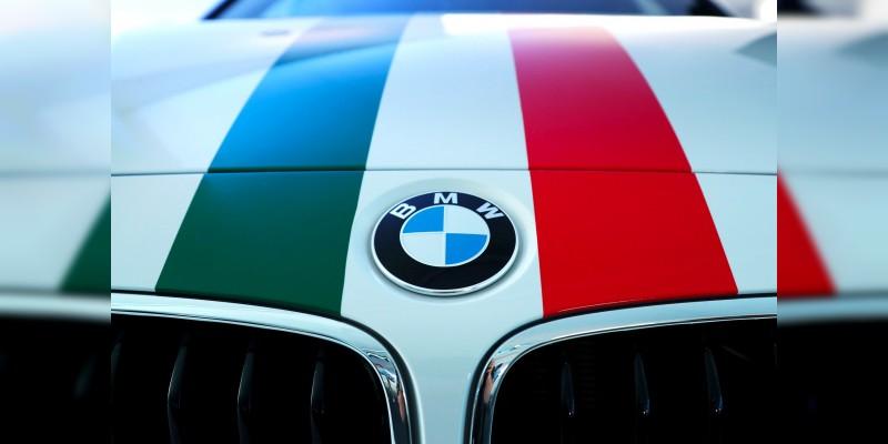BMW mantiene planes de inversión en México