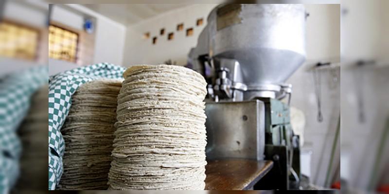 Incremento en el precio de la tortilla no es generalizado: Profeco