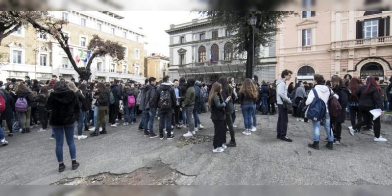 Terremotos sacuden el centro de Italia