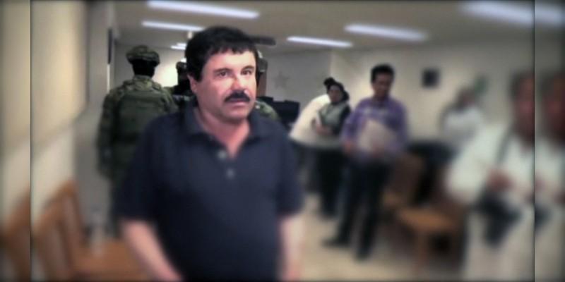 El Gobierno de la República extraditó hoy a Joaquín Guzmán Loera a los Estados Unidos de América