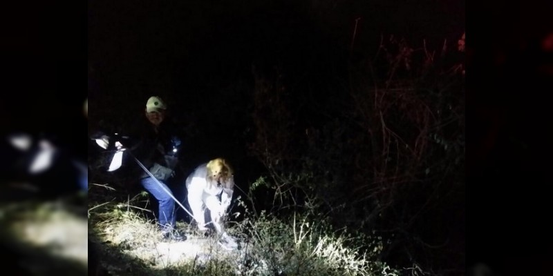 Restos descuartizados de bebé y mujer, son hallados en Chilpancingo