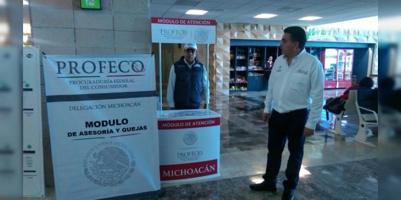 PROFECO continua protegiendo la economía de los michoacanos