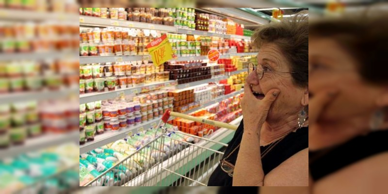 Inflación aumenta 1.5 % en la primera quincena de enero: INEGI