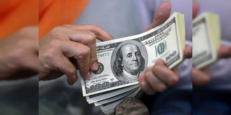 Dólar se cotiza a $20.73 en bancos de México