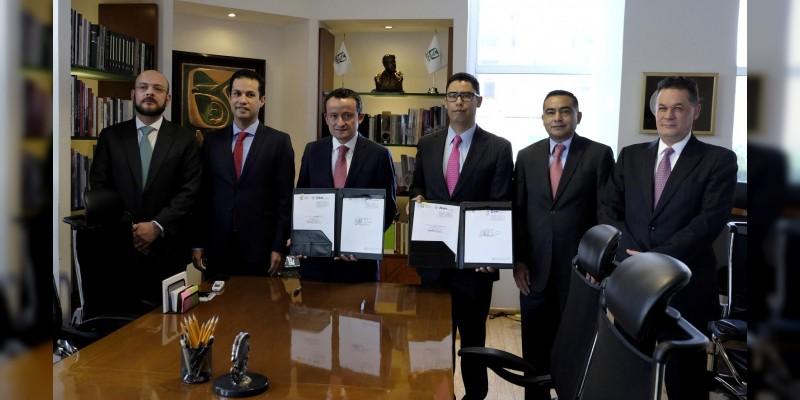 El IMSS y el SAT refuerzan acciones conjuntas contra la evasión fiscal y pago de cuotas