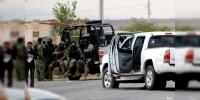 Fuerte enfrentamiento en Veracruz deja casas baleadas y rastros de sangre