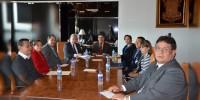 Marco Antonio Flores Negrete se reúne con jueces civiles de Morelia