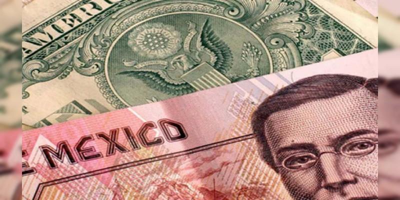 Peso mexicano logró recuperar terreno frente al dólar