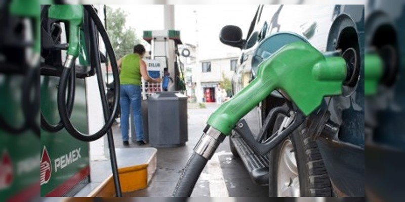 Gasolina Premium y diésel sin cambios este jueves; Magna sube un centavo