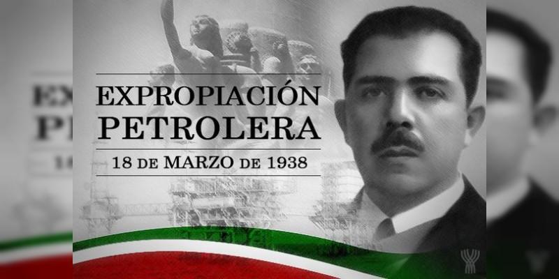 Hoy conmemoramos el 79 aniversario de la expropiaci n for Noticias del espectaculo mexicano del dia de hoy