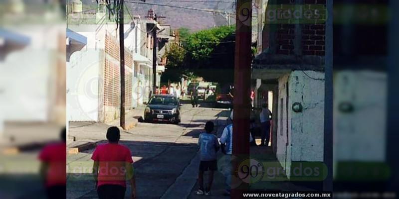 Ejecutan al exdirector de Seguridad Pública de Turicato, Michoacán