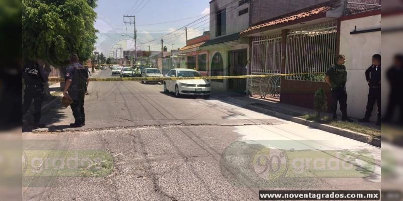 Apuñala a su expareja, hiere a sus hijos, incendia su casa y es detenido en Celaya, Guanajuato