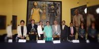Recibe reconocimiento del SESAM el archivo histórico del Registro Civil