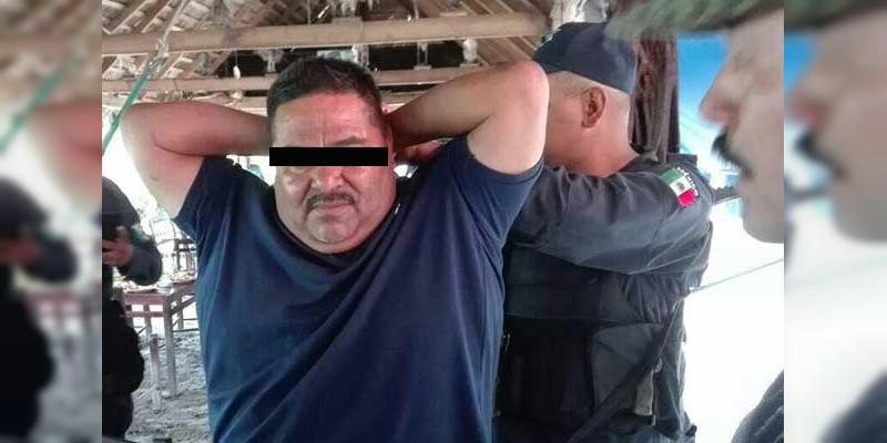 """Por secuestro y asesinato de """"El Tísico"""", cumplimentan orden de aprehensión en contra de """"El Chanda"""""""