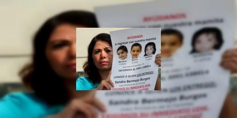 Asesinan a mujer tras luchar custodia de sus hijos y ahora amenazan a la madre; sospechan de político exonerado
