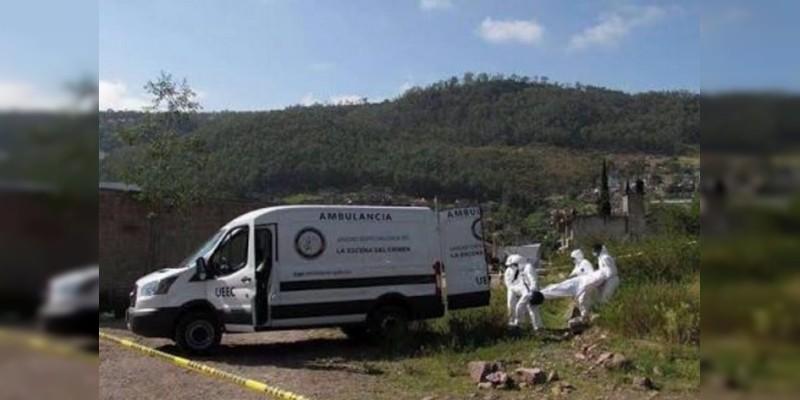 Una mujer muerta y otra herida, saldo de un ataque a tiros en Nocupétaro