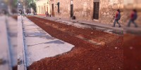 Alfonso Martínez arranca de manera oficial obra de Peatonalización del Centro Histórico de Morelia