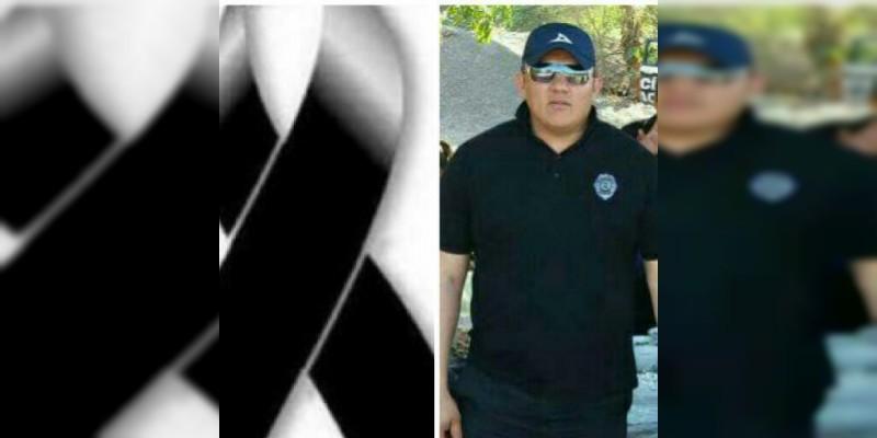 Familiares de policía fallecido rechazan la presencia en sepelio de autoridades de la SSP