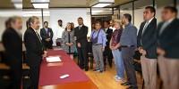 Relevos institucionales en Vinculación y Bachillerato Nicolaita; ratifican nombramiento en Estudios Migratorios