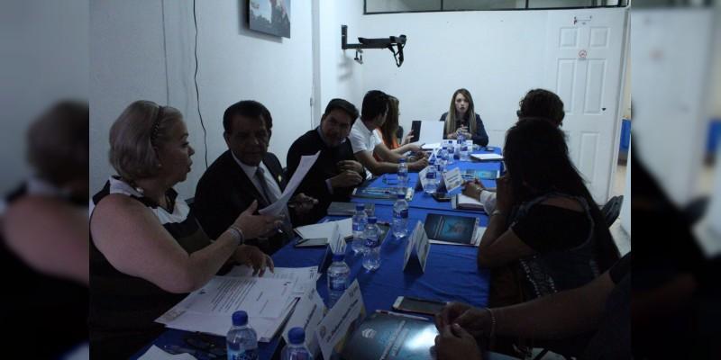 Realiza Coespo segunda sesión del Grupo de Prevención del Embarazo en Adolescentes