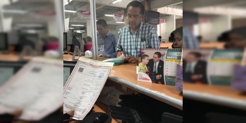 Actas de nacimiento en Michoacán tienen vigencia de 2 años: Segob ...
