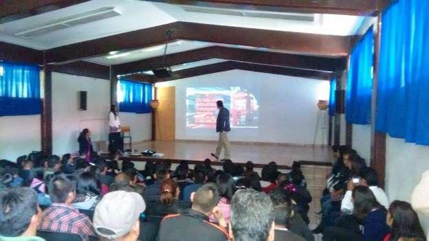 Todo un éxito las jornadas educativas en Cherán, Michoacán