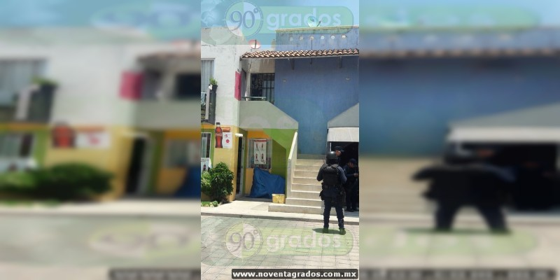 Balean a mujer en departamento de zamora michoac n for Oficina de turismo de zamora