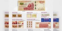 Alerta Banxico por aparición de billetes falsos de cien pesos