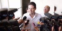 Avances y estrategias de seguridad no son temas que deban exhibirse ante los medios de comunicación: Alfonso Martínez
