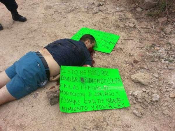 Hallan siete cadáveres torturados y uno decapitado en Guerrero
