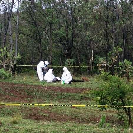Identifican cadáver hallado en paraje de Maravatío, Michoacán