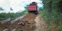 Invierte Sedrua 3 mdp en obras rurales en Marcos Castellanos