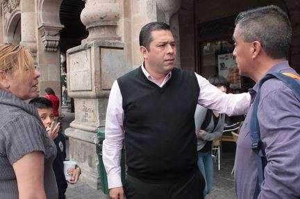 Llama Juan Carlos Barragán a lucha contra la corrupción