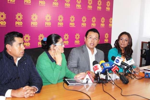 La política social se detuvo en la actual administración y no combatió la pobreza en Michoacán: PRD