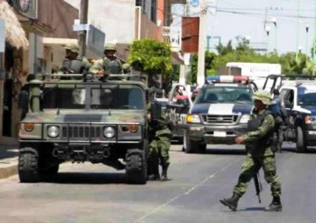 Mueren nueve civiles y dos policías en enfrentamientos en Tamaulipas