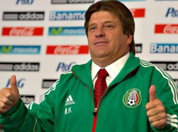 Expulsan al Piojo Herrera de la Selección Mexicana