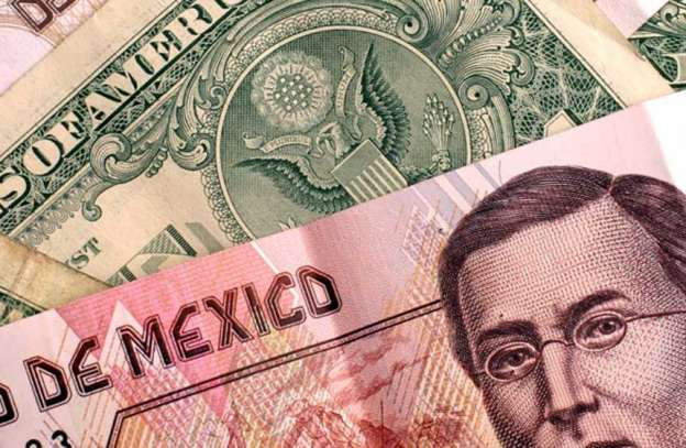 Dólar se cotiza en 16.64 pesos
