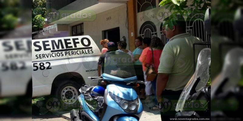Joven suicida es hallado muerto por su madre, en Zamora