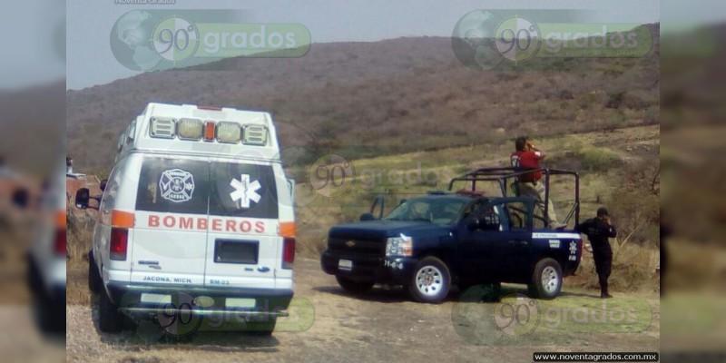 Ejecutan a velador de un rancho en Jacona