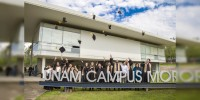 Nuevos egresados de la ENES, UNAM campus Morelia