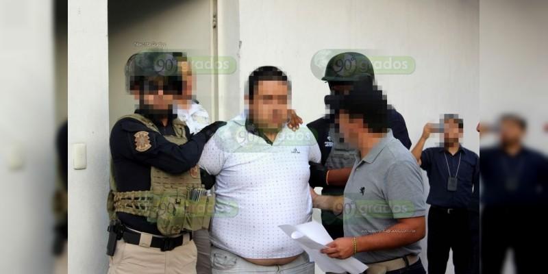 """Cumplimenta PGJE orden de aprehensión contra """"El Cabezas"""" por secuestro"""